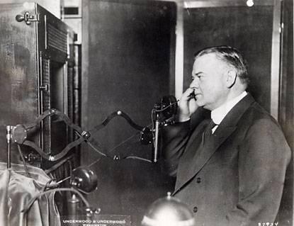 Herbert Hoover 1927