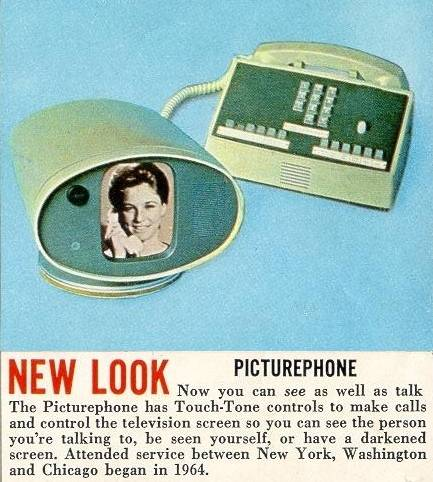 PicturePhone 1964